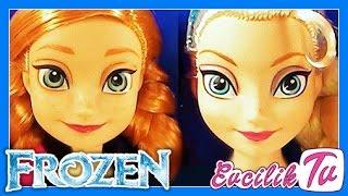 Video Karlar Ülkesi Frozen Anna ve Elsa | Paket Açma ve Oyuncak Tanıtımı 2 | Evcilik TV download MP3, 3GP, MP4, WEBM, AVI, FLV November 2017
