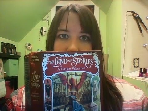 The Land Of Stories A Grimm Warning By Chris Colfer Chapter 10