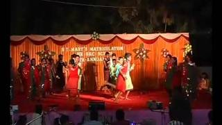 ATLURI SAI PRASANNA DANCE IN SCHOOL ANNUAL DAY
