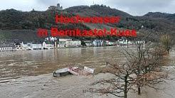 Hochwasser in Bernkastel-Kues