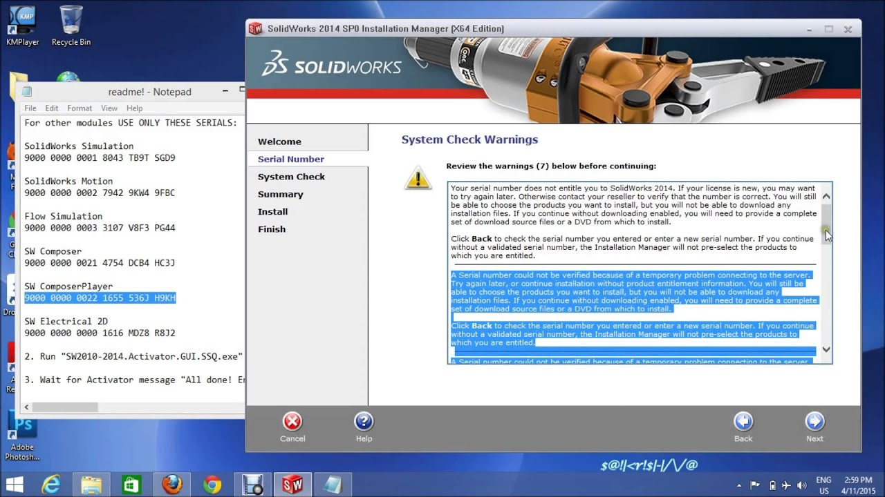 how to install solidworks in windows crack 2014 youtube rh youtube com SolidWorks 2014 Release Date SolidWorks 2013