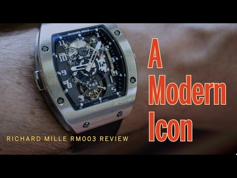 Richard Mille RM003 Tourbillon Review: The Birth of an Icon