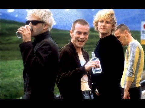 Dark & Long (Dark Train) - Underworld - Trainspotting Playlist (HQ)