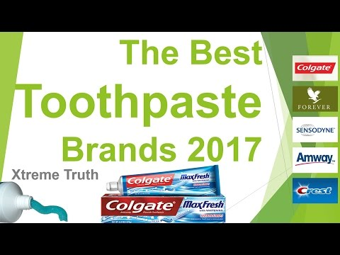 The Best Toothpaste