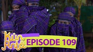 wuihhh haikal asun dan trio bemo jadi ninja kun anta eps 109