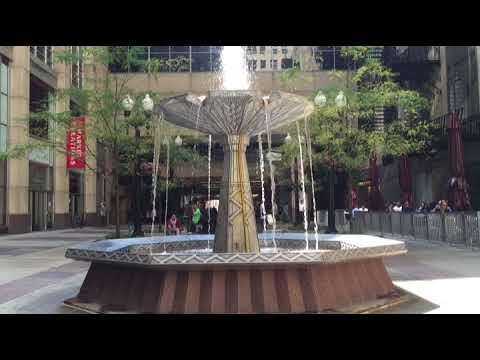 Chicago Board of Trade Fountain