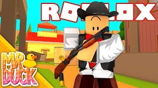 Roblox Bandit Simulator - WILD REVOLVERS AS A SIMULATOR?!