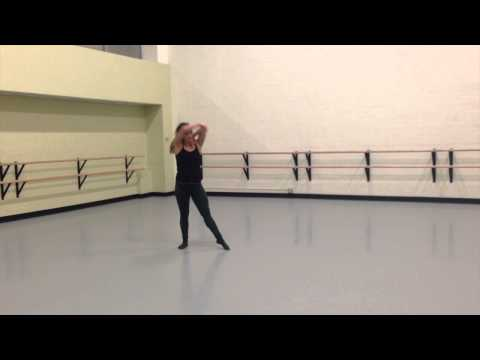 CalArts Dance Composition Solo