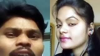 Karthik Damini Pacha bottesina Short Bahubali on Sing! Karaoke by Sweetynelaapu and Cheruku