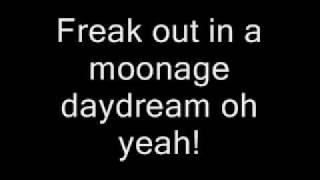 David Bowie - Moonage Daydream (Lyrics)