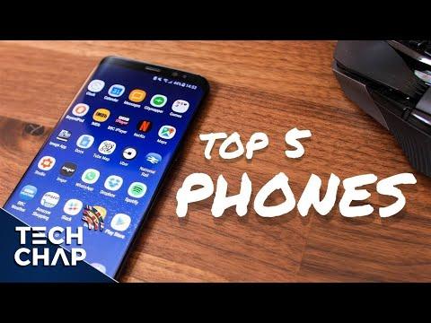Top 5 Flagship Phones of 2017 (so far!)   The Tech Chap