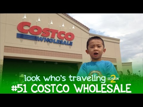 Costco Wholesale, Cypress: Look Who's Traveling