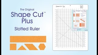 June Tailor® Shape Cut™ Plus Demonstration Video