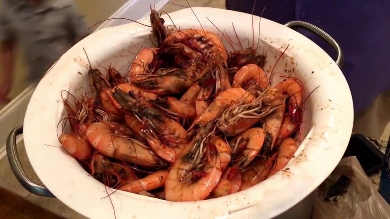 Sweet Smokie Joe Shrimp Boil