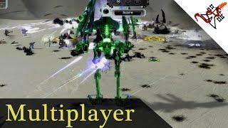 Supreme Commander FAF - Survival Mod not for Rookies   Multiplayer Gameplay