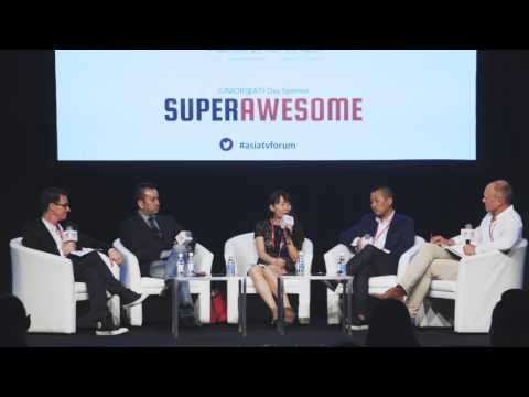 Asia TV Forum & Market 2016 - 360 Experience Kids Want