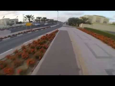 Cycling in Dubai