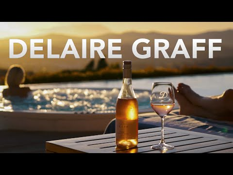 Delaire Graff Estate - Cape Town Winelands - South Africa