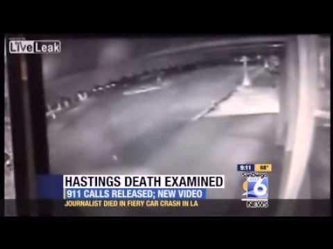 Michael Hastings Car Accident Still Makes No Sense