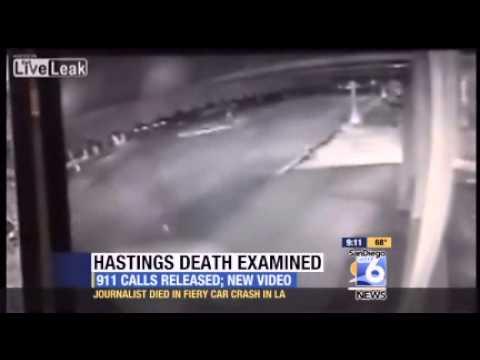 Michael Hastings Car Accident Still Makes No Sense