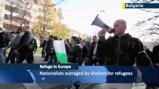 Europe facing Arab Spring immigration crisis: flood of migrants from Libyan collapse and Syrian war