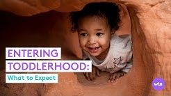 When Your Baby Becomes a Toddler - What to Expect