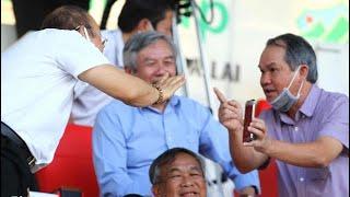 """Bầu Đức """"đá xoáy"""" chủ tịch CLB Than Quảng Ninh và CLB Hà Nội"""
