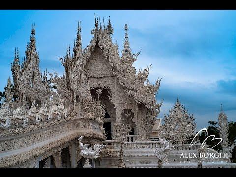 Wat Rong Khun, Thailand.