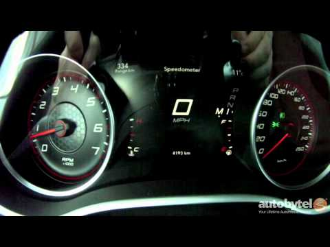 2015 Dodge Charger 0-60 MPH Test Video – 292 HP V-6 AWD