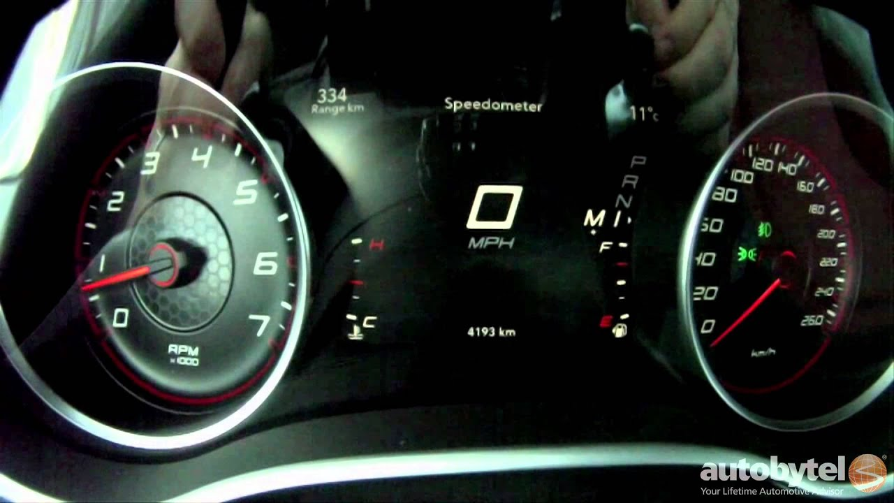 2017 Dodge Charger 0 60 Mph Test Video 292 Hp V 6 Awd