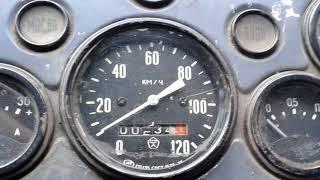 Капсула времени Легенда СССР ГАЗ 66 с консервации