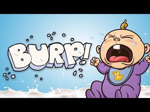 Scottro - Baby Burping Robot