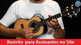 Brasileirinho - Waldir de Azevedo (Aula de Cavaquinho) - Cordas e Música