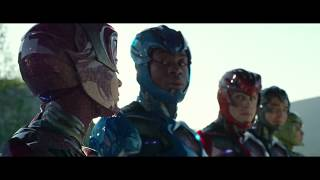 Let's Get The Zords | Power Rangers 2017 | Movie Clip | 1080 | HD