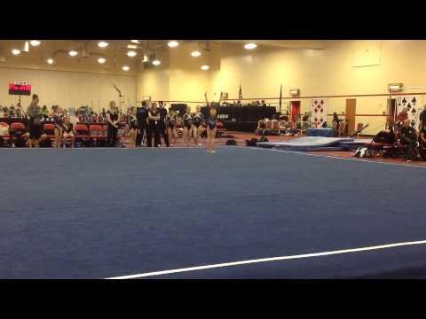 lady luck gymnastic meet 2015