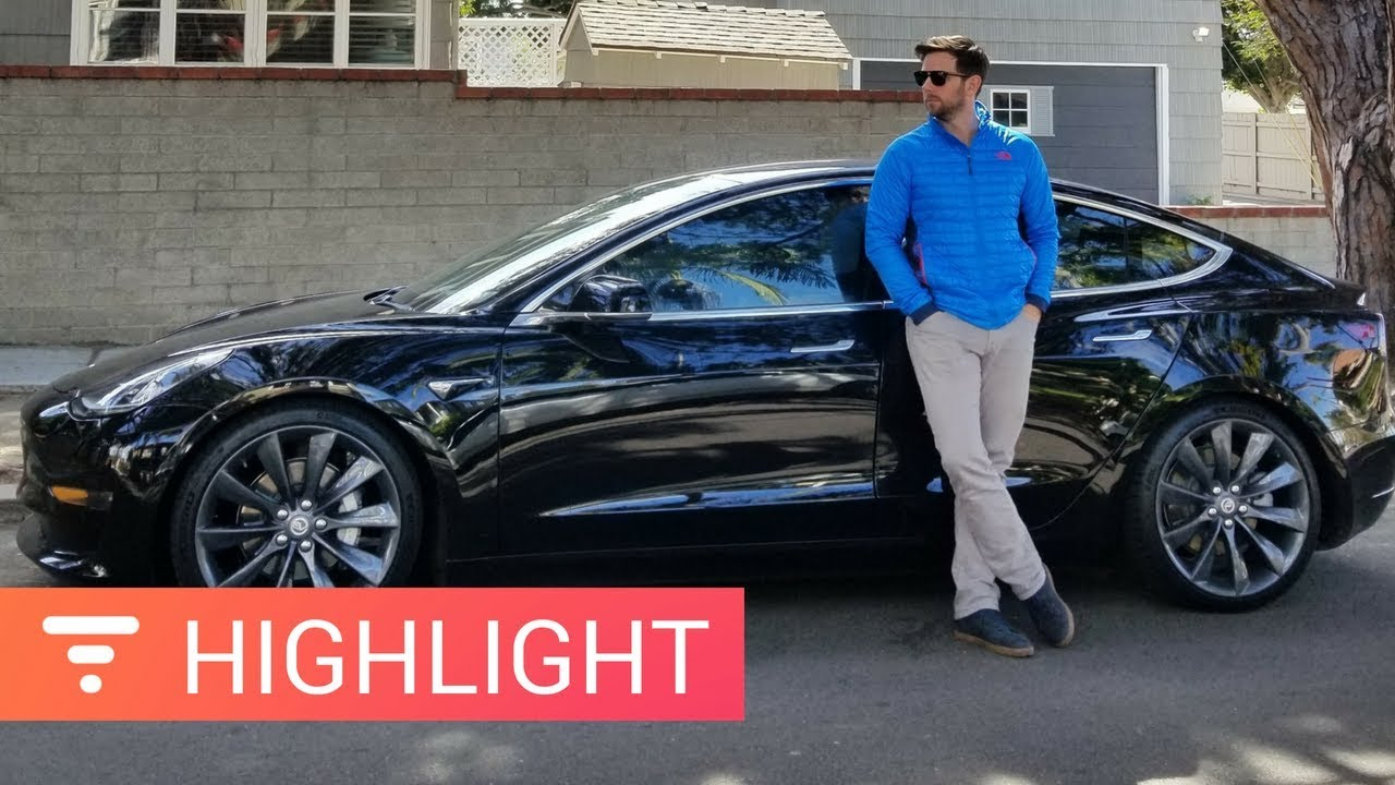 5 Tips For New Tesla Model 3 Owners Highlight