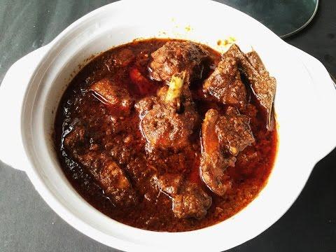 Chicken Korma | Restaurant Style Chicken Curry – Bengali Recipe