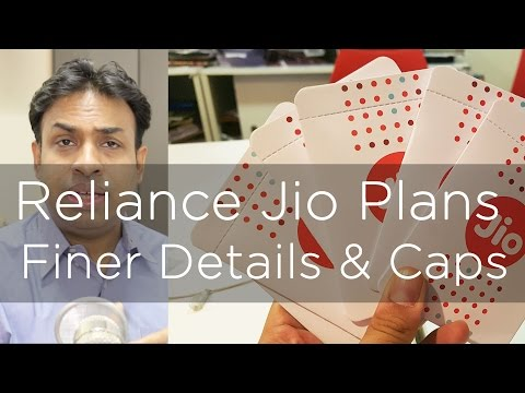 Reliance Jio 4G Plans The missing info Facts & Throttling