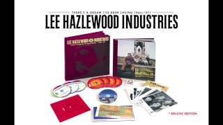 "Lee Hazlewood - ""Me and the Wine and the City Lights"" (Light In The Attic)"