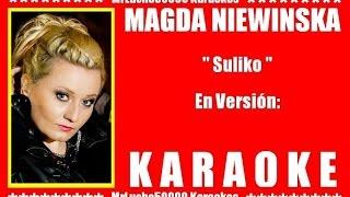 Magda Niewinska - Suliko ( KARAOKE DEMO Nº 01 )