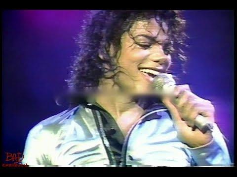 Michael Jackson | Bad Tour Tokyo (30min) *Logo Removed*