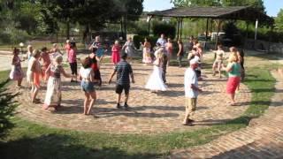 Lekcja tańca ZEIBEKIKO Grecja 2015