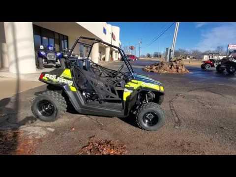 2019 Polaris RZR 170 EFI at Bartlesville Cycle Sports in Bartlesville, OK