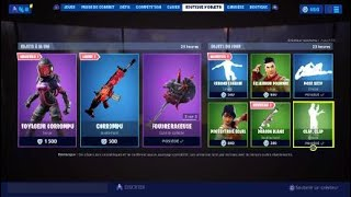NEW SKIN (C) NEW DANCE BOUTIQUE FORTNITE TODAY THURSDAY, AUGUST 22, 2019 ITEM SHOP FORTNITE