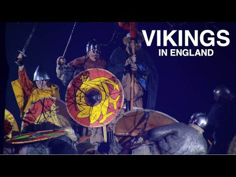 Vikings in England: a travel documentary