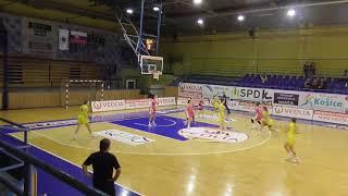 Young Angels U19 Košice - TYDAM UPJŠ Košice