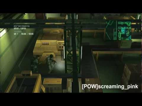 Snake Elimination Mode levels 1-10 MGS 2 HD VR Missions Part 28