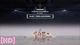 Download [HD] MY TREASURE - TREASURE (Japan Ver.) One Take Performance on smash app