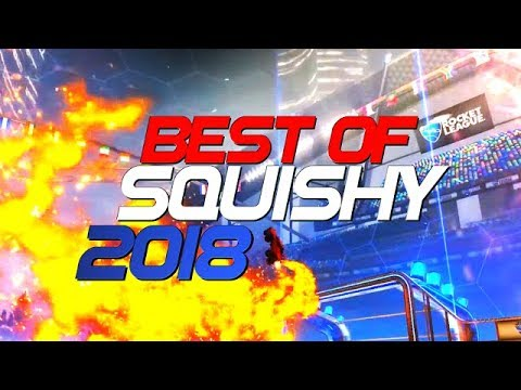BEST OF SQUISHY MUFFINZ 2018 (BEST GOALS, RESETS, DRIBBLES, CEILING SHOTS)
