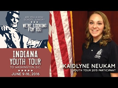 Youth Tour - Kaidlyne Neukam